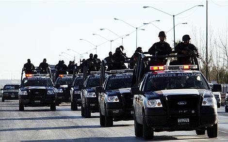 La-policia-federal-mexicana