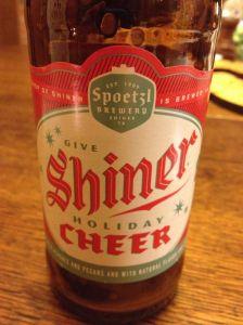 Mmmmm, Shiner Cheer!