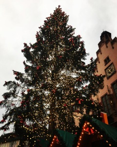 Frankfurt's Christmas Market