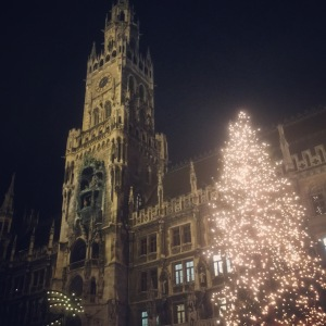 Munich's Christmas Market